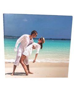 Album foto softcover - patrat 20x20 10 file (30-50 poze)