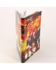 Album foto softcover, portret, 20x15, 15 file (30-40 poze)