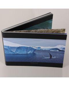 Album foto softcover, landscape, 15x20, 15 file (30-40 poze)
