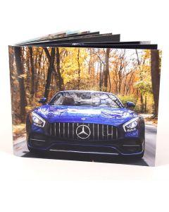 Album foto softcover, landscape, 20x30, 25 file (50-60 poze)