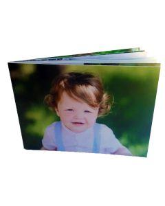 Album foto softcover, landscape, 25x35, 25 file (60-70 poze)
