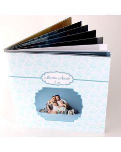 FotoCarteAlbum Album foto softcover, patrat, 15x15