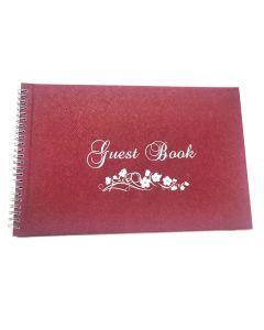 Guest Book - landscape