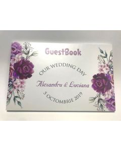 Guest Book Foto - landscape
