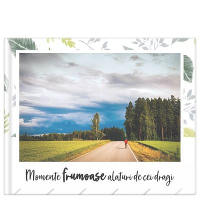 Album foto landscape