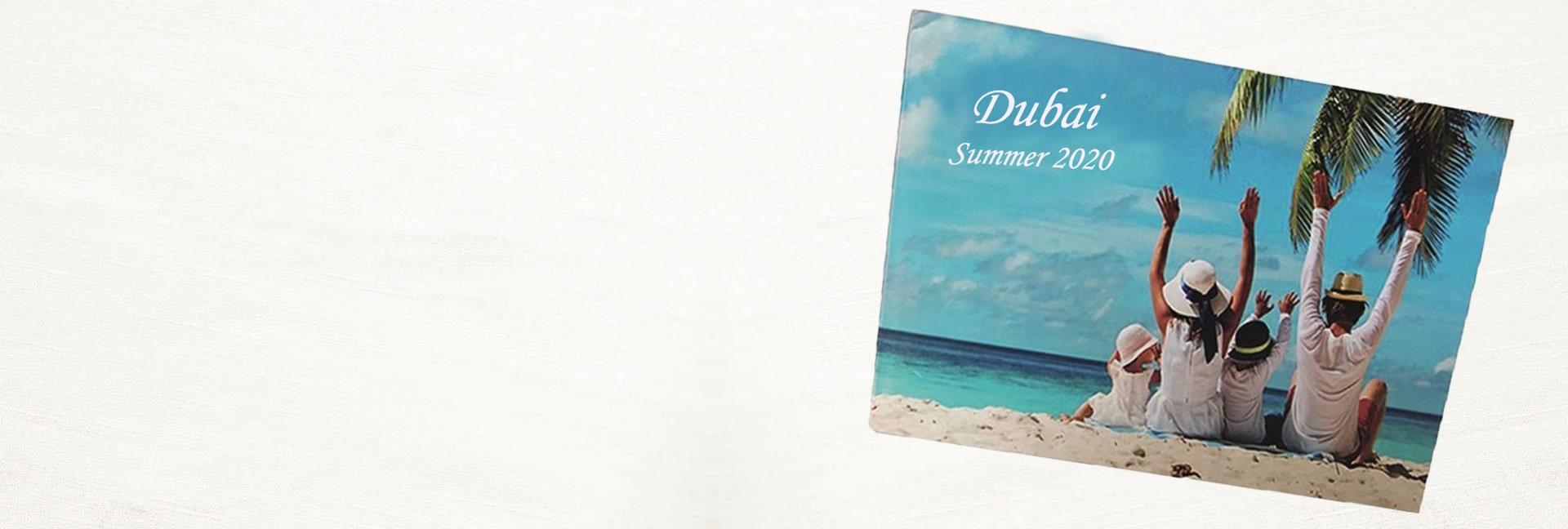 Foto Carte Album Dubai